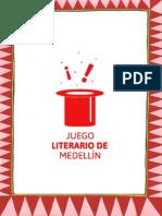 XXII Juego Literario de Medellín