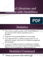 issue in school library management project