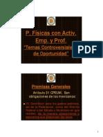 180-p. Fisicas Con Activ. Emp. y Prof