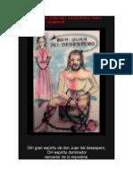 Oracion a Don Juan Del Desespero Para Desesperar y Dominar