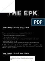 Epk Breakdown Details. Read Me First