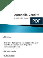 Antonello Venditti Fin p.p.