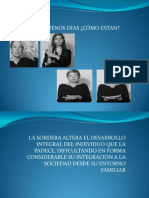 ppt discapacidad auditiva