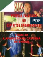 FLORESBERTO-O Espírito da Caverna(I Sm 28).pptx