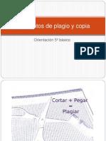 Conceptos de Plagio y Copia