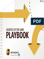 Logistics Playbook