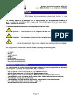 BDX - User's Manual