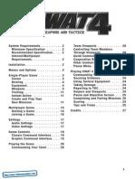 Swat 4 - Manual - Pc