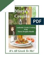 86786584 Greek Cookbook