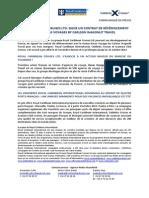 Accord de Distribution CWT