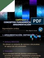 Capítulo 1 - Conceptos Fundamentales de Argumentación Jurídica