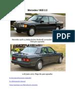 Mercedes 190D 2