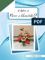 Flores Crochet Libro