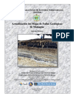 Fallas Geologicas Managua