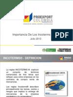 Presentación Incoterms 2010-MCIT