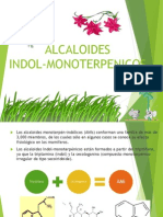 ALCALOIDES MONOTERPENINDOLICOS.pptx