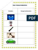 Prediction Table