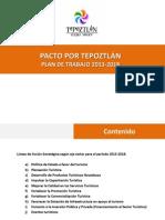 """""""Pacto"""" por Tepoztlán"""