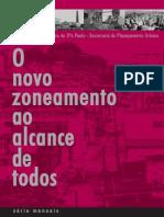 manual de zoneamento da prefeitura de são Paulo