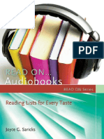 Audiobooks Reading