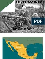 world war i introduction