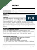intel unit plan template edu 316