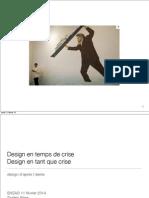 ENSAD Design Daprès Lalerte
