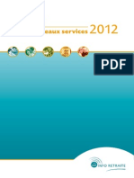 GIP Bilan Nouveaux Services Web