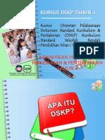 Kursus DSKP T4 2013 Kebun&Ternak