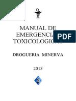 Emergencias Toxicologicas
