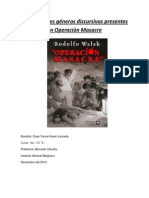 Operacion Masacre Trabajo Final