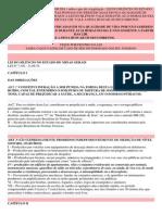 Lei Do Silêncio - Minas Gerais