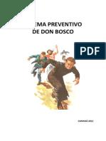 Sistema Prevent i Vop Jorge