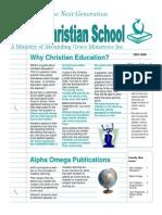 newsletter ccs