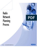 EXPLAIN M03 - 1 Radio Network Planning Process