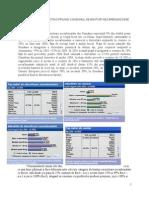 Cercetare de Marketing Privind Consumul de Bauturi Necarbogazoase