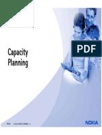 EXPLAIN M07 - 1 Capacity Planning
