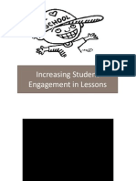 planning for engagement