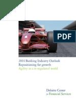 2014BankingIndustryOutlook-Deloitte