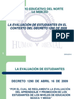 SOCIALIZACION Decreto 1290.ppt
