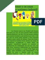 Leo Kanner e Os Onze Casos de Autismo Infantil