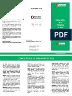 Triptico codigo etica Salud.pdf