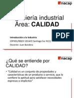 Presentacion de Calidad(Version 2 0)