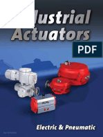 Industrial Actuators