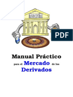 Manual Práctico Para El Mercado de Derivados