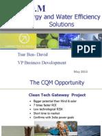CQM Power Market Presentation