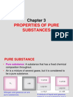 Chapter 3 Properties of Pure Substance
