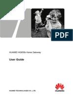 Manual Huawei Hg655b