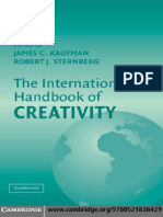 Stenberg & Kaufman- The International Handbook of Creativity.pdf