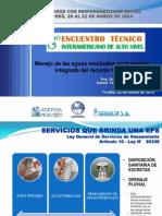 Tratamiento de Aguas Residuales - Exposición ETAN 8 - GLS 220314